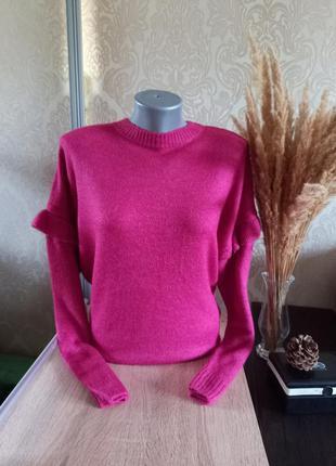 Красивый свободный свитерок
