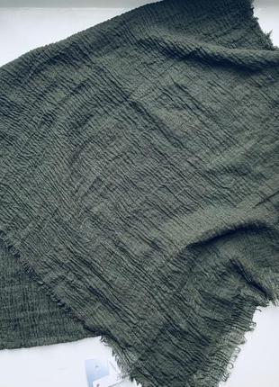 Невесомый шарф, шаль
