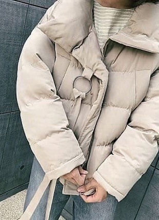 Курточка кольцо