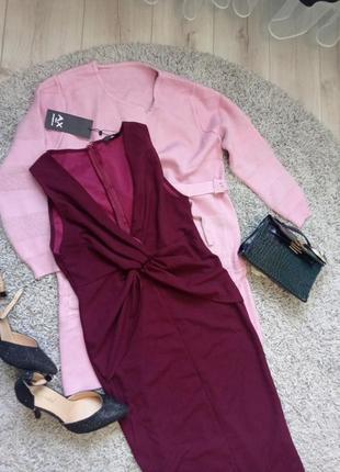 Шикарное женское платье, платье миди длинное платье  нарядное платье оыисное