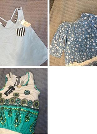 За всі 3 блузки футболки  ціна 49 грн