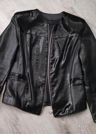 Кожаная куртка