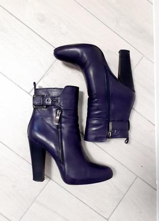 Ботинки ботильйони tomas munz