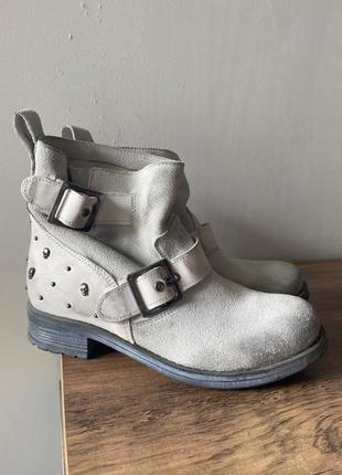 Кожаные ботинки kookai 36 размер
