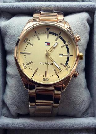 Чоловічий годинник томмі хілфігер