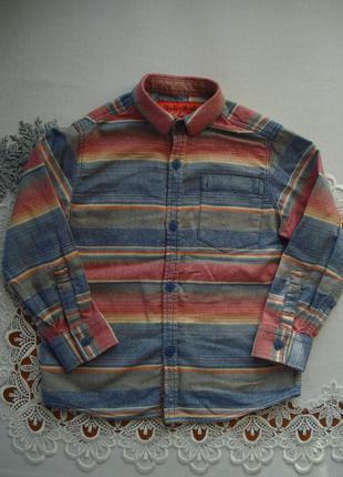Рубашка на мальчика next на 5 лет