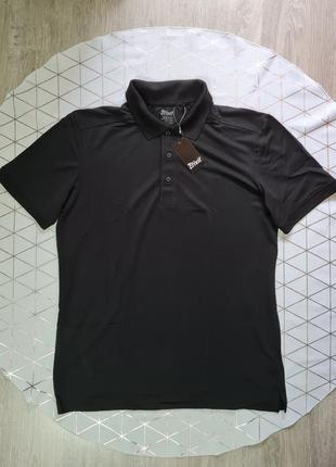 Мужская функциональная футболка поло crivit германия, р. m 48/50