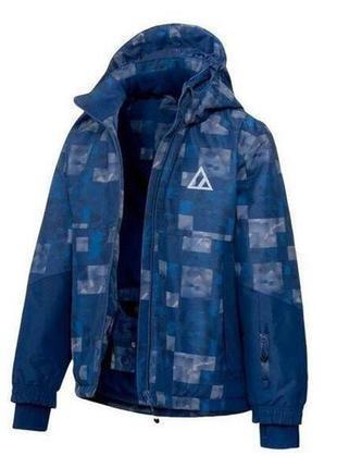 Лыжная куртках для мальчика термокуртка