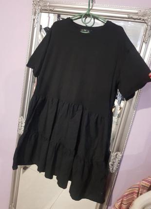 Крутое платье f&f - 18 р-р - советую с 12-14 по 16