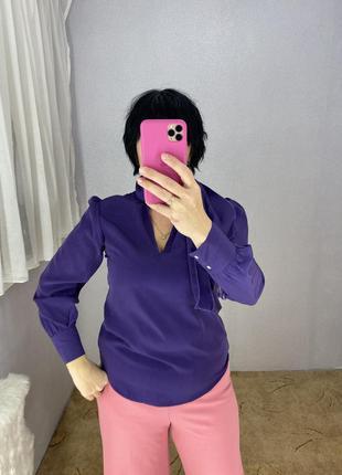 Стильная красивая блуза