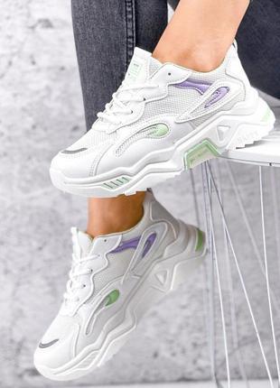 ⛰️новые кроссовки на массивной подошве⛰️