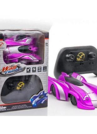 Антигравитационная машинка фиолетовая