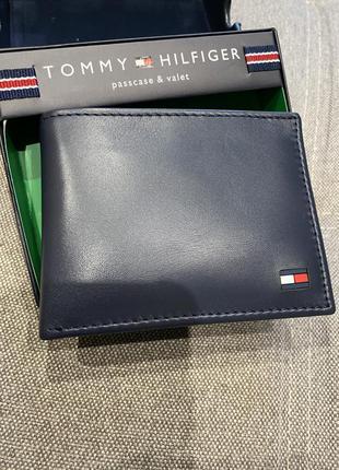 Новый оригинал tommy hilfiger кошелёк,портмоне,бумажник,клатч