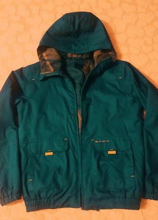 Двухсторонняя термо курточка