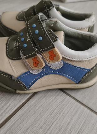 Туфли - кроссовки. 20 размер