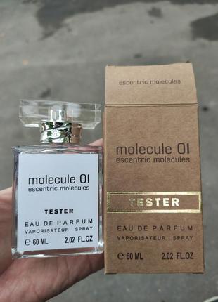 Парфюмированная вода тестер molecule 01
