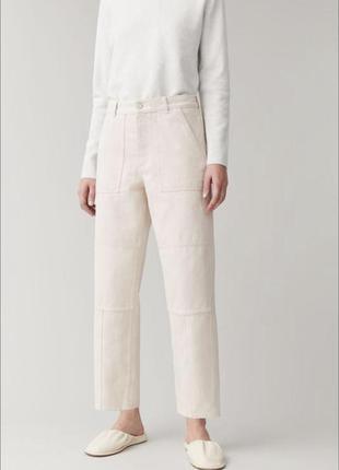 Стильные джинсы,штаны cos