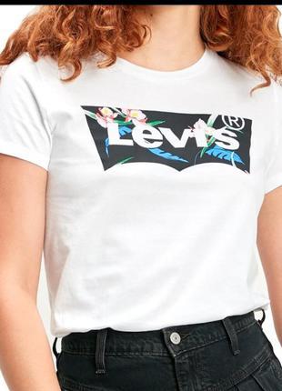 Футболка levis levi's оригинал размер s
