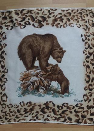 Платок гаврош паше натуральный шёлк