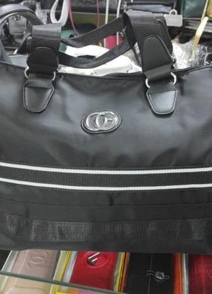 Стильная дорожная сумка 39825 черная