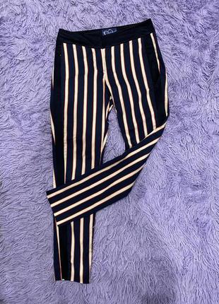 Полосатые брюки jones