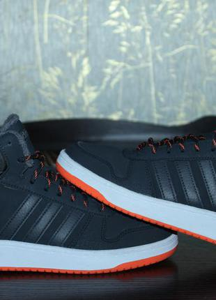 Кроссовки-ботинки adidas hoops