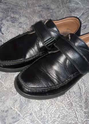 Туфли,мокасины для подростка.кожа.