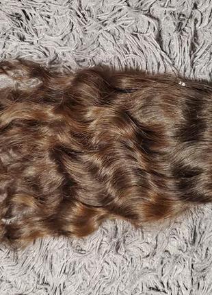 Детские волосы в трессе не заколках
