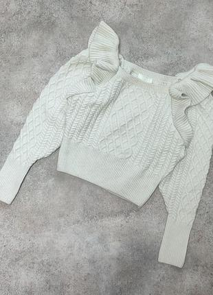 Новый свитер, джемпер