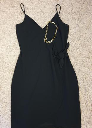 Платье черное 🔥