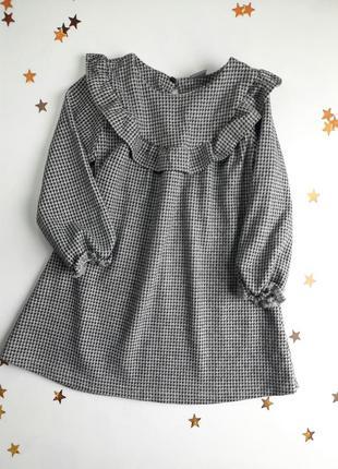 Крутое /плотное платье next