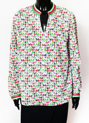 Блуза рубашка  emily van den bergh