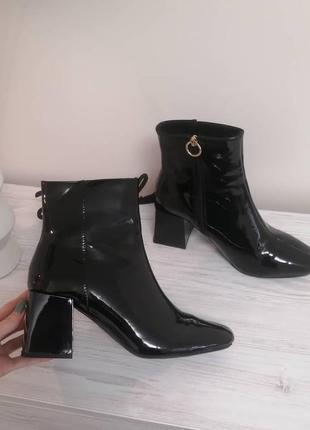 Шикарные ботинки ботильоны asos