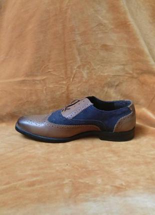 Туфли redfoot индия натуральная кожа