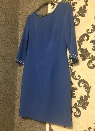 Класичне плаття з перлами🔥🔥🔥