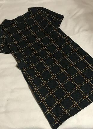 Тёплое платье (16р)2xl