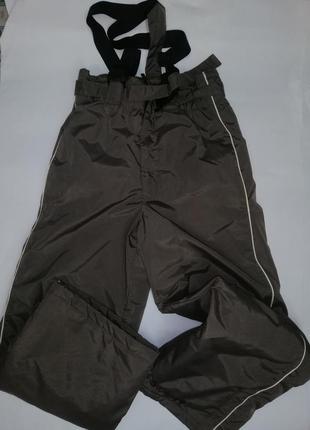 Комбинезон, полукомбинезон, теплые штаны, штаны на зиму
