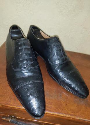 Итальянские классические туфли бренд artioli