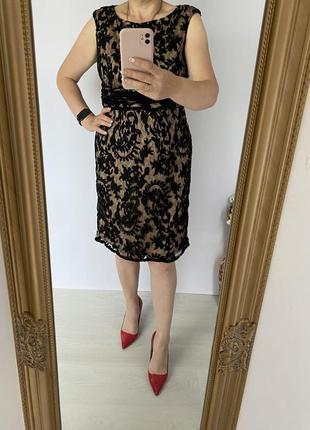 Шикарне святкове плаття ,