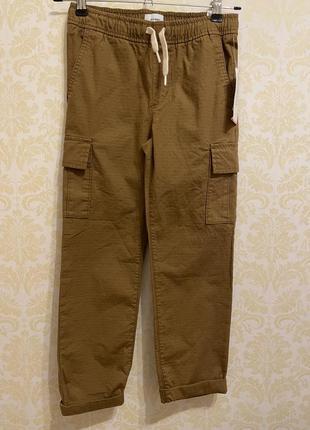 Новые брюки-карго