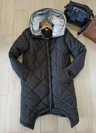 Стёганая женская куртка