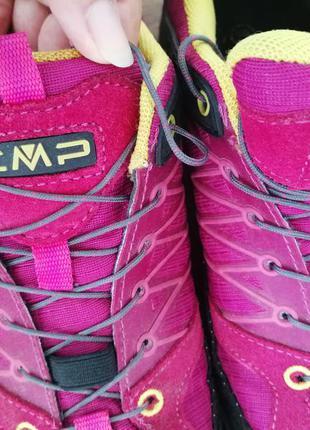 Походные треккинговые женские ботинки cmp