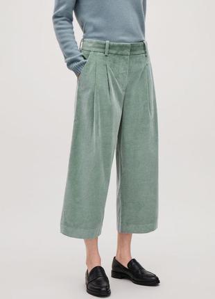 Вельветовые брюки cos