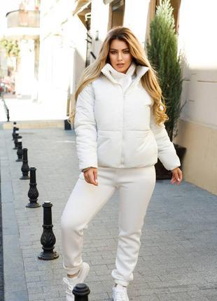 Красивая женская куртка демисезонная на синтепоне батал большого размера 48-50, 52-54, 56-58