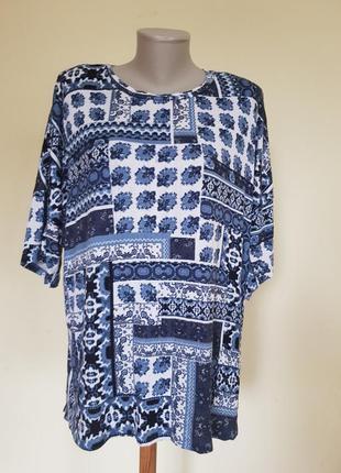 Красивая трикотажная блузочка pepco
