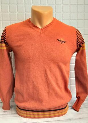 Реглан свитер лонгслив подростковый 146-152-158