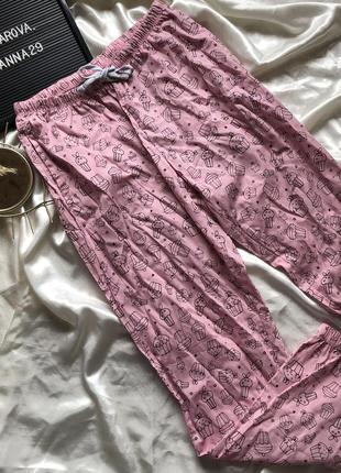 Пижамные штанишки esmara размер: s/m