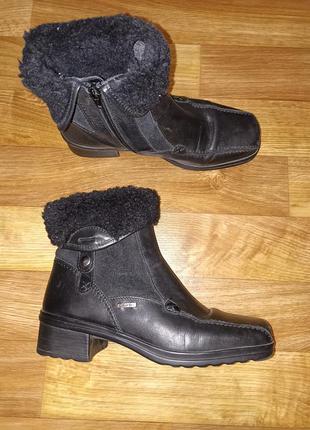 Ботинки демисезонные gabor р.37