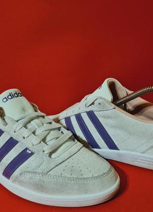 Adidas hoops 40.5р. 26см кроссовки