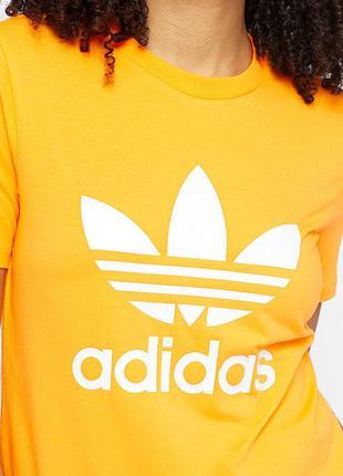 Футболка хлопковая adidas